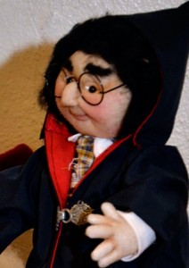 Harry Potter - som strømpedukke