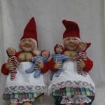 Mor med tvillinger (2)