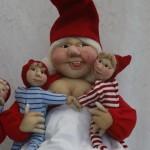 Mor med tvillinger (4)